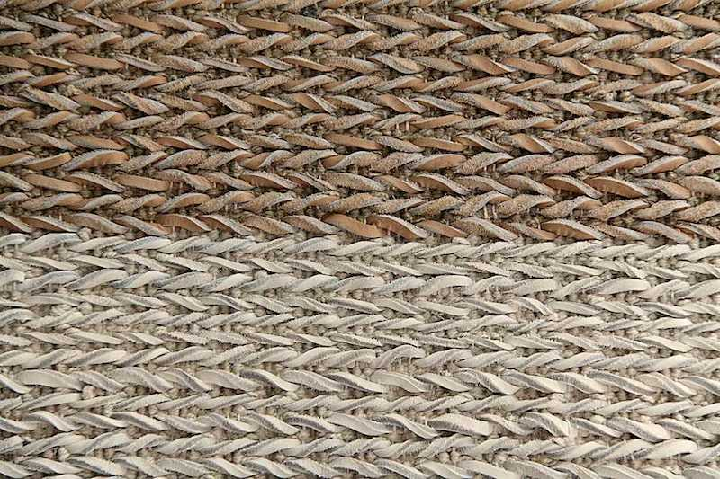 本革 絨毯